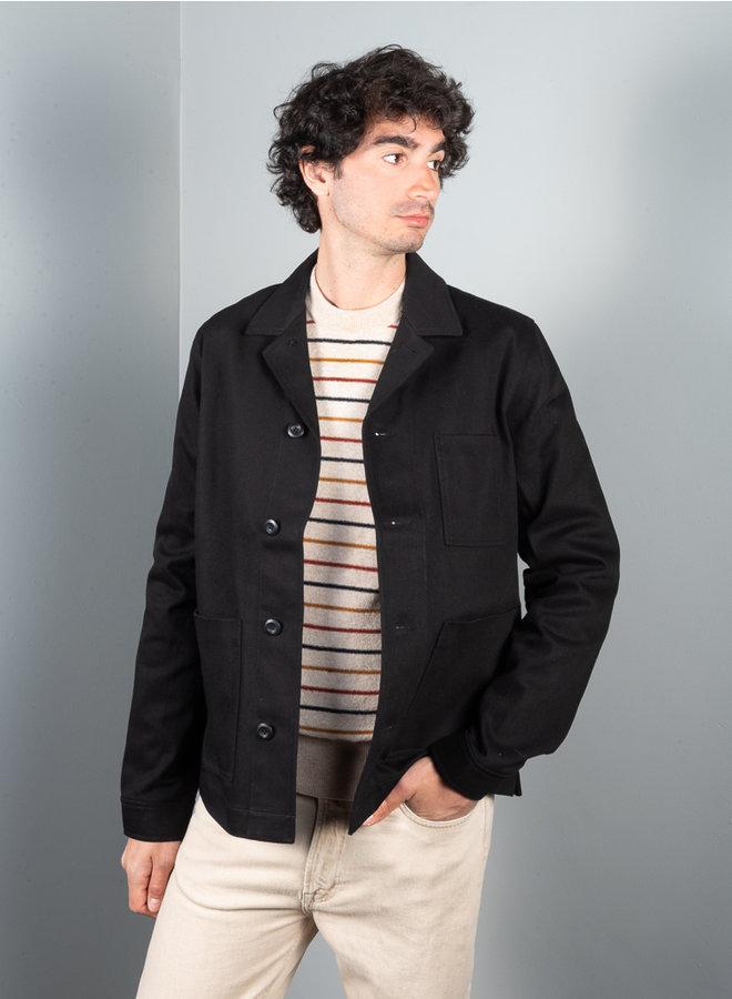New Yorker jacket zwart