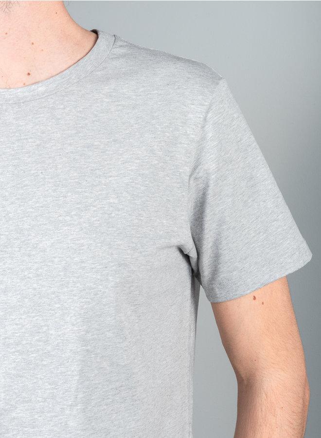 Lycra t-shirt grijs