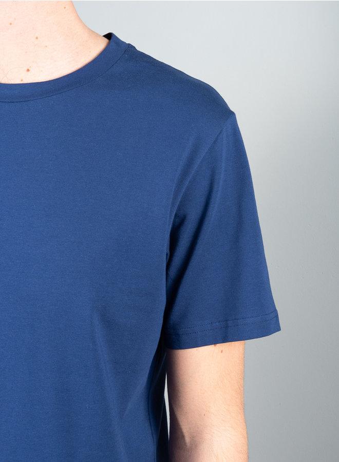 Lycra t-shirt blauw