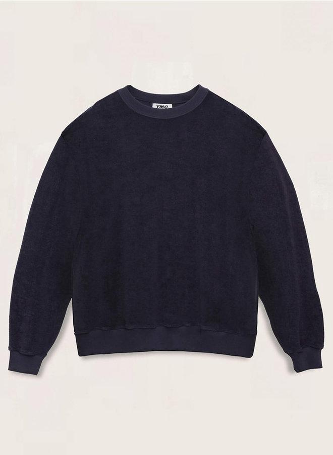 P7QAO sweatshirt navy men
