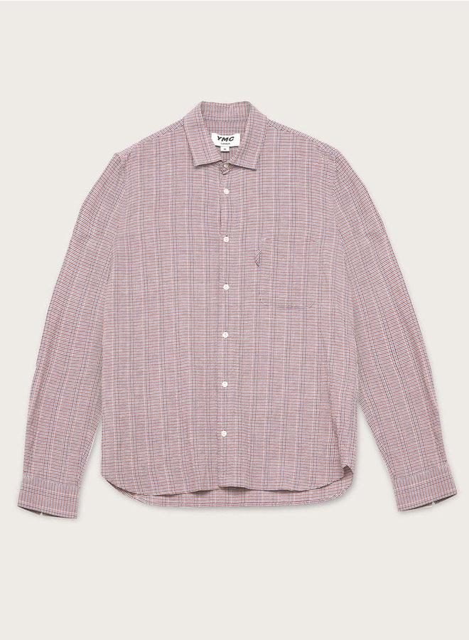 P2QAR shirt multi streep men