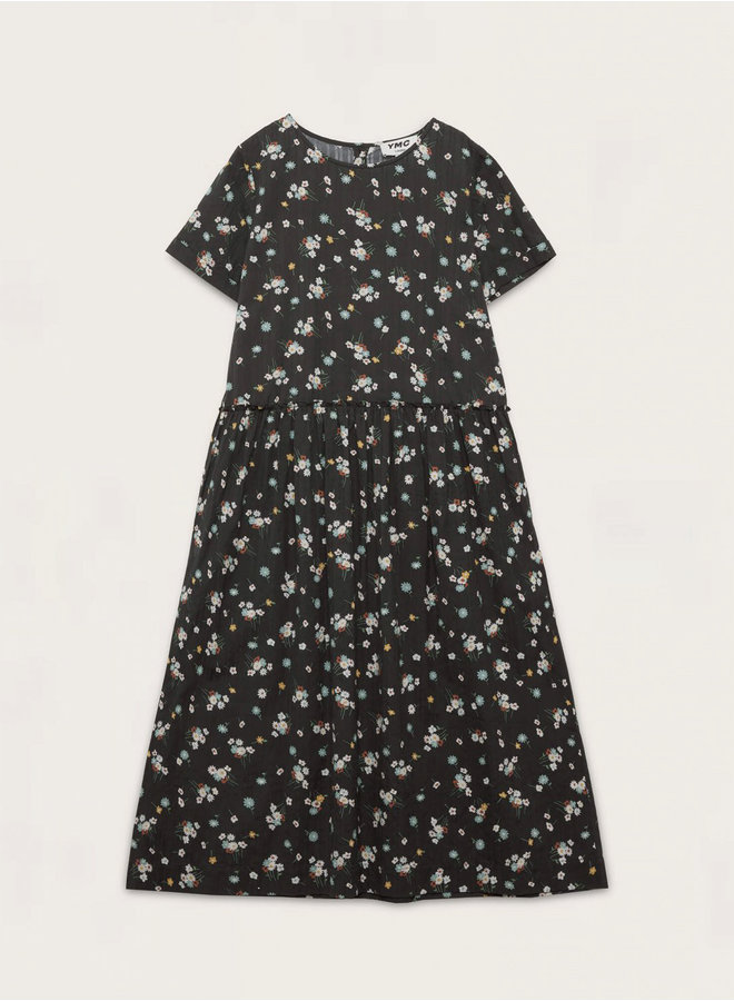 Q1QAD jurk zwart