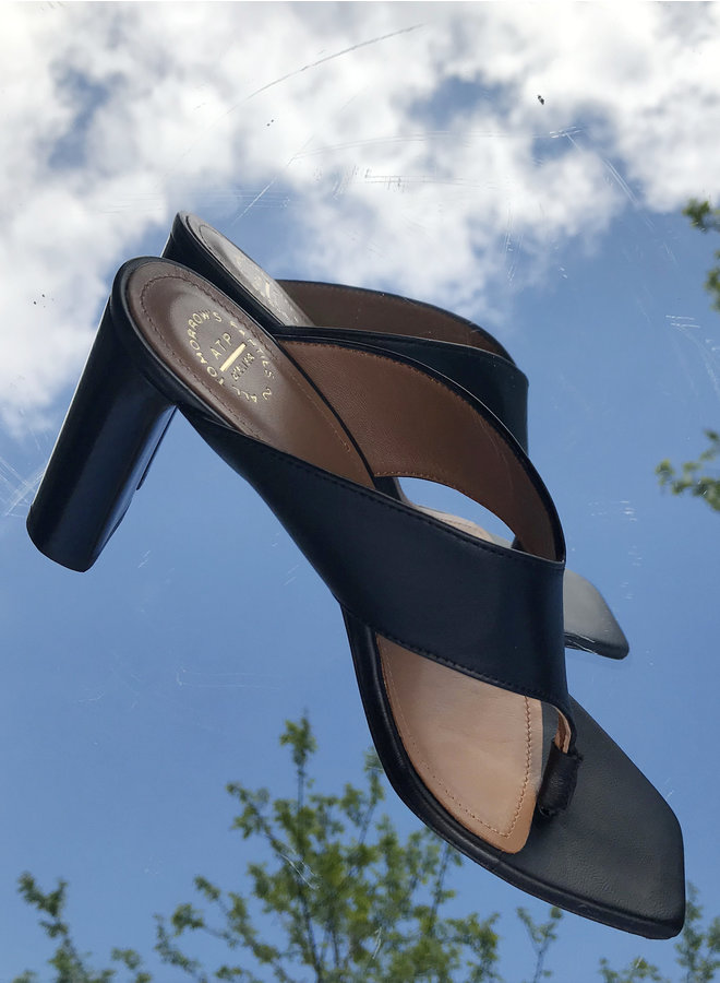 Scarpara sandaal zwart