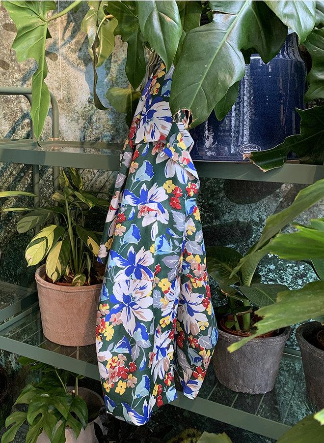 Q2QAA shirt multi bloem women
