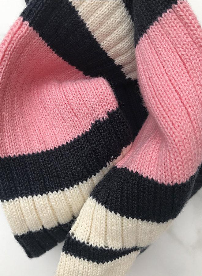 PPQAB rugby sok pink men