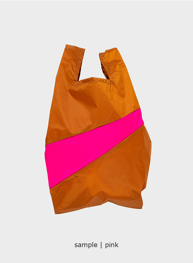 """New shopping bag  """"process"""" M (+ colours)"""