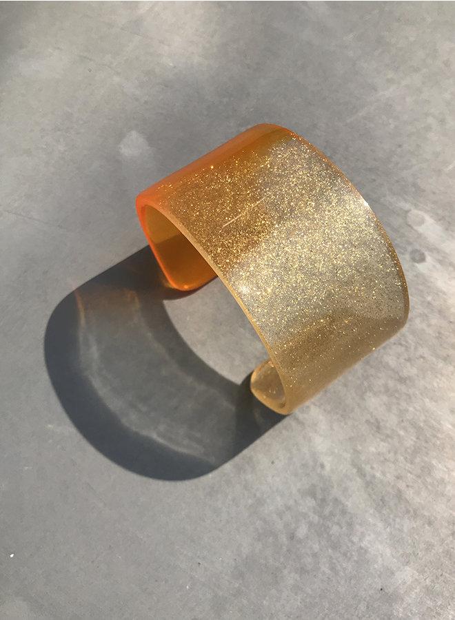 That golden hour oranje/goud