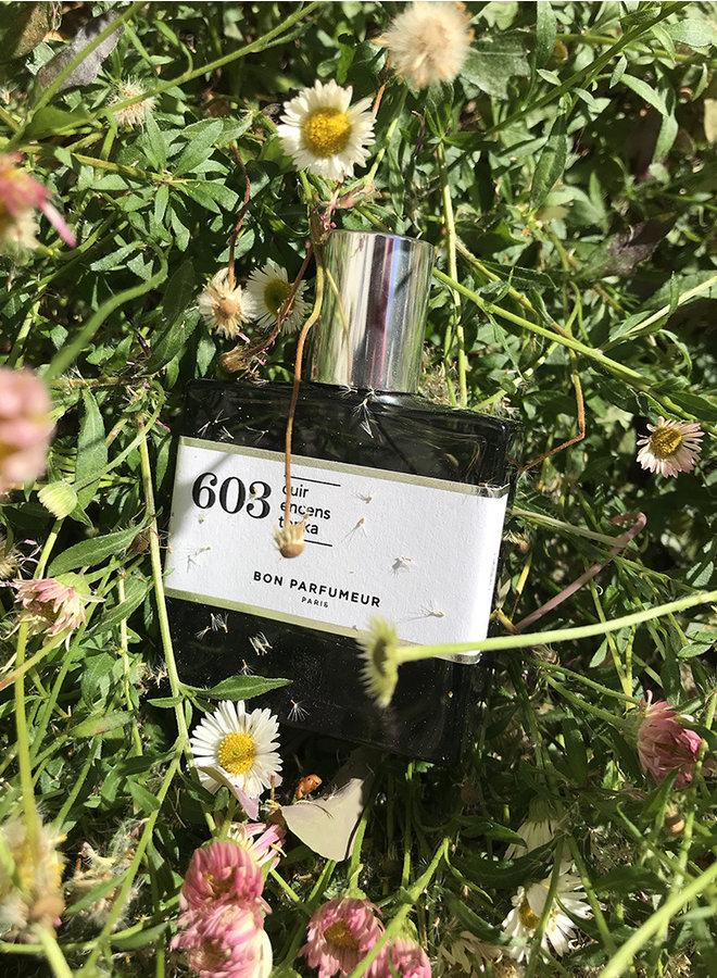 Les prives 603 parfum