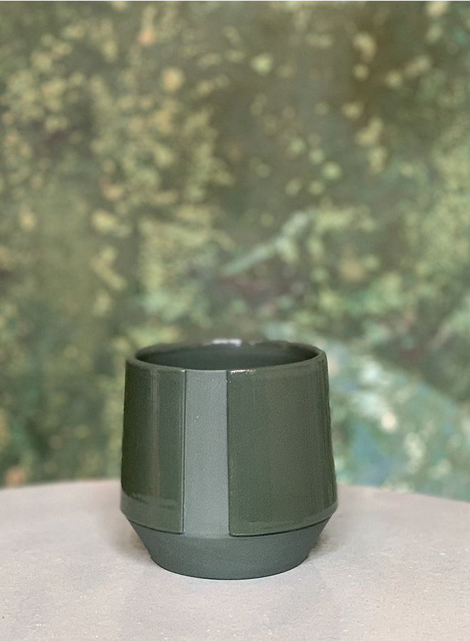 Filter kop groen