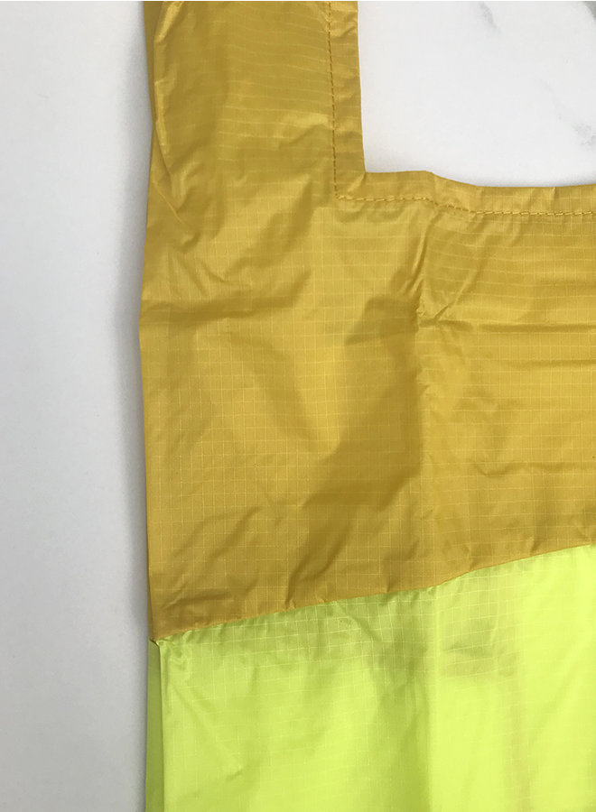 Shoppingbag 'Recollection' L helio/fluo