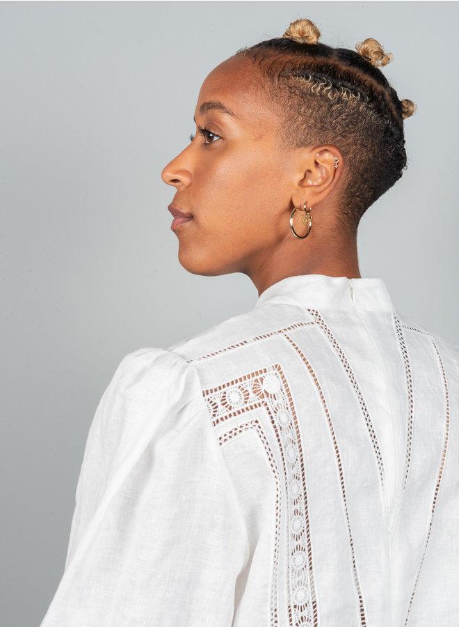 Millie blouse off-white