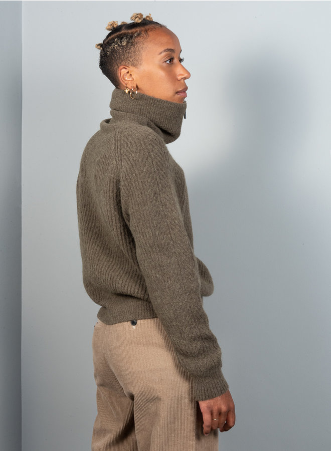 Carry trui khaki