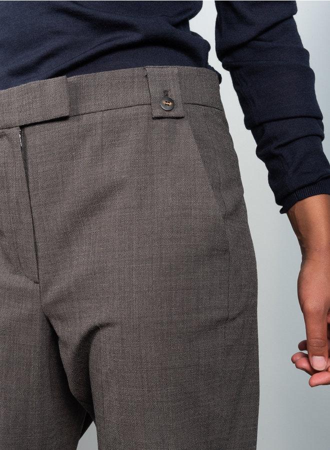 Corner pantalon bruin