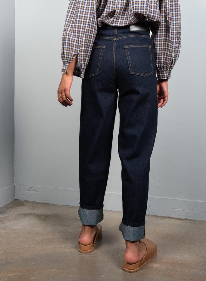 Dewi jeans dark denim