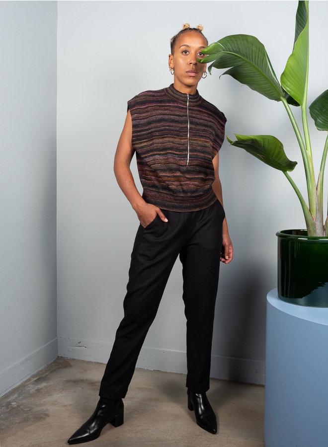Pacifio pantalon zwart