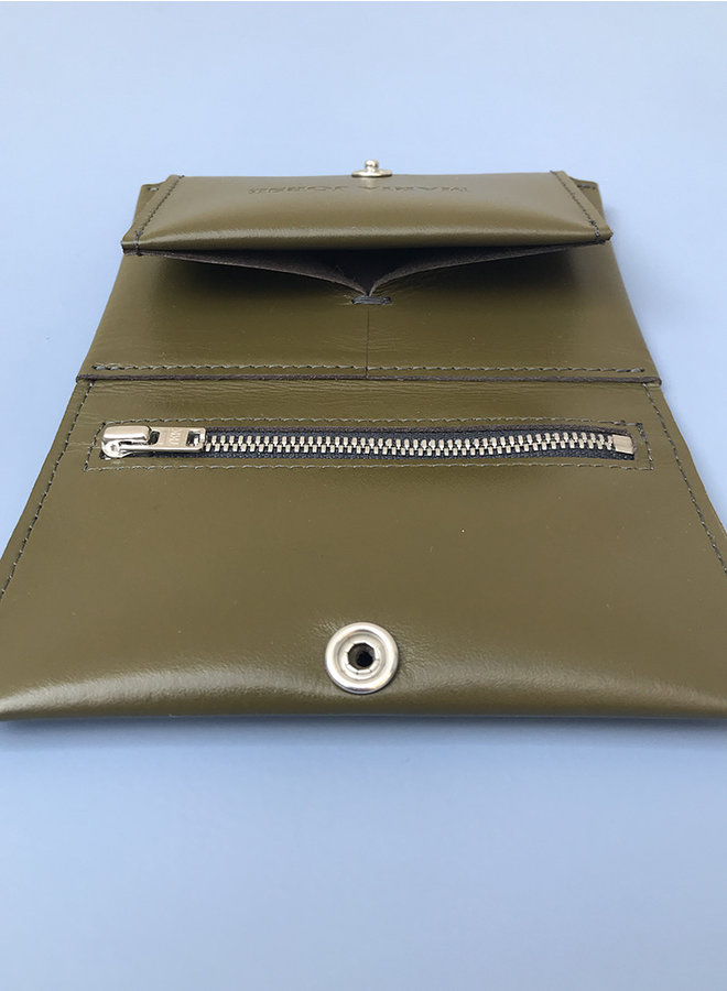 Wallet 0050 groen