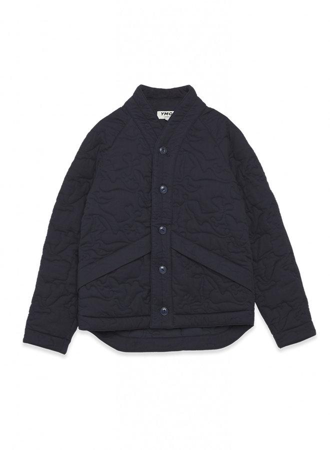 Erkin jacket navy