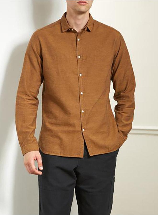 Clerkenwell overhemd roest
