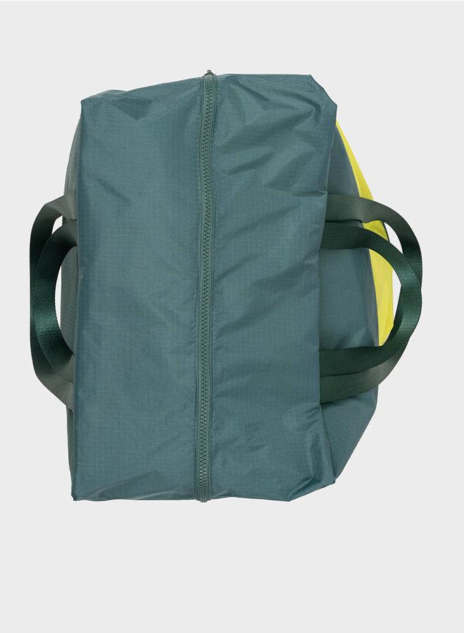 Stash bag XL pine & fluo