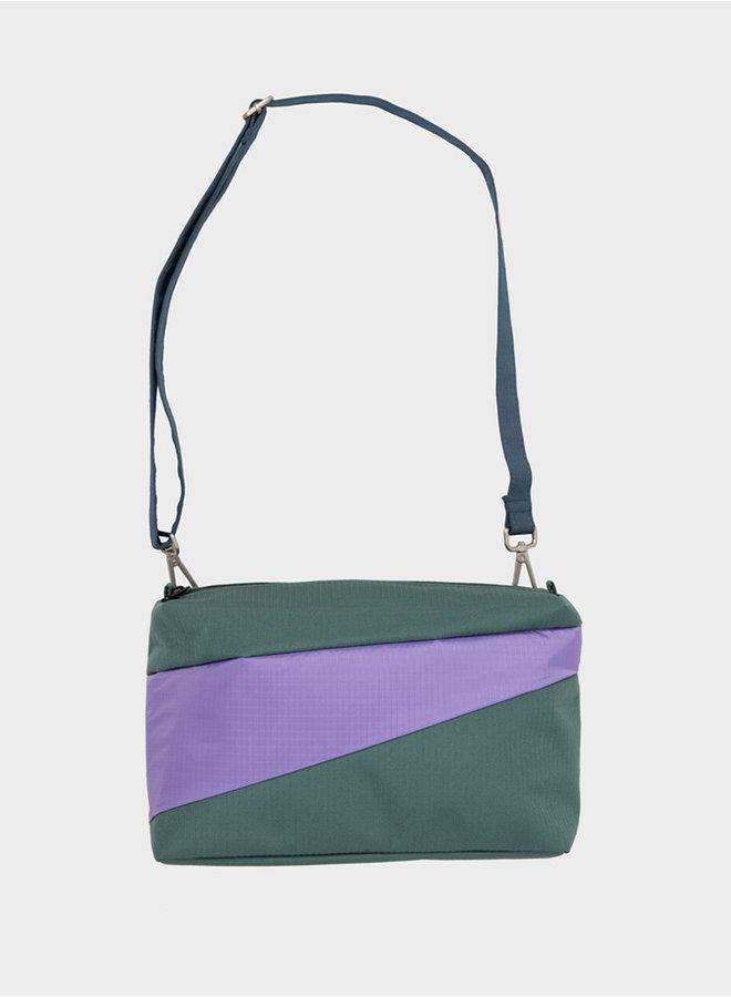 Bum bag M pine & lilac