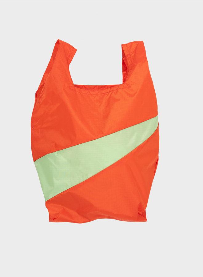 Shopping bag M alert & error