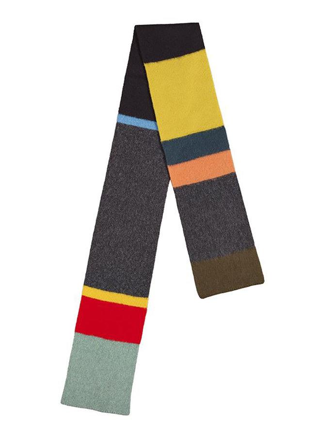 Stripe sjaal oneven