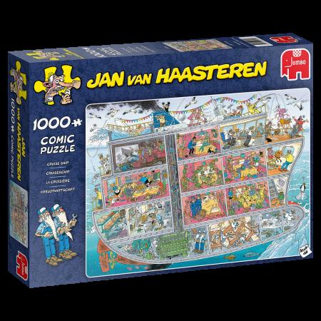Jan van Haasteren Cruiseschip - 1000 stukjes