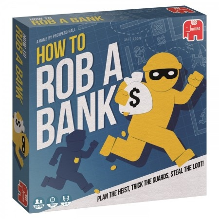 Jumbo How to Rob a Bank