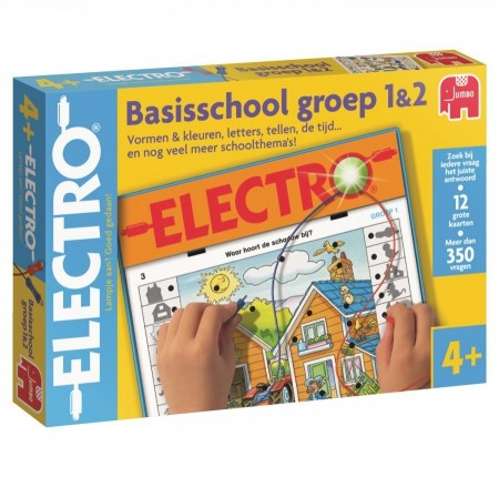 Jumbo Electro Basisschool Groep 1&2