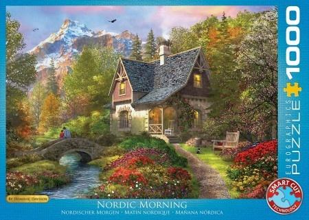 Eurographics Nordic Morning - Dominic Davison