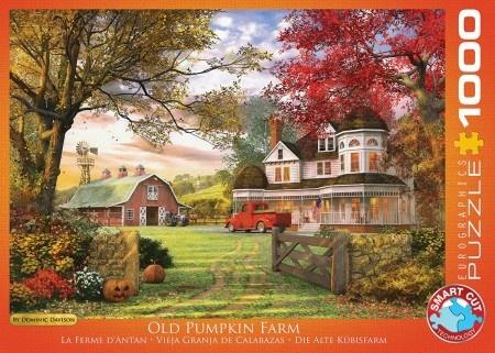 Eurographics Old Pumpkin Farm - Dominic Davison