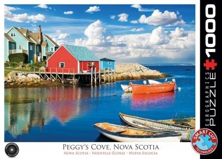 Eurographics Peggy's Cove Nova Scotia