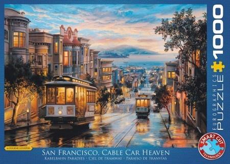 Eurographics San Francisco Cable Car Heaven