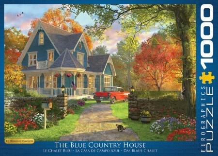 Eurographics The Blue Country House - Dominic Davison