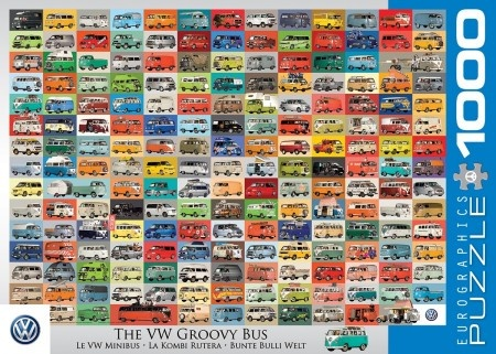 Eurographics The VW Groovy Bus