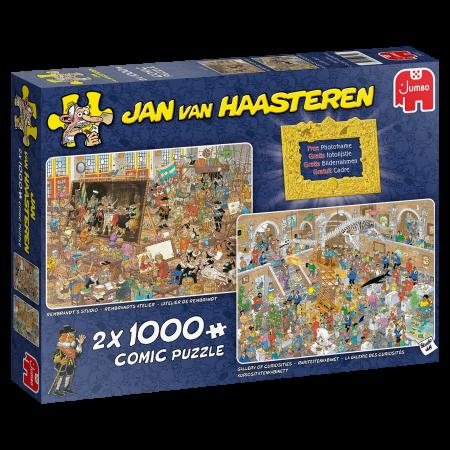 Jumbo Een Dagje naar het Museum - Jan van Haasteren