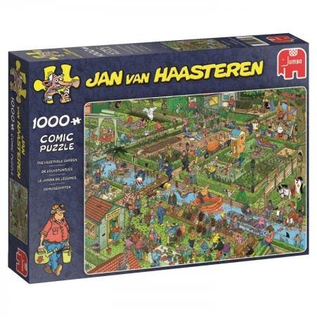Jumbo De Volkstuintjes - Jan van Haasteren