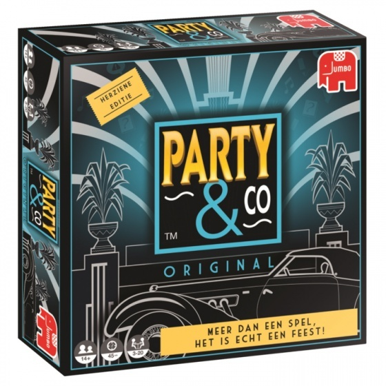Jumbo Party & Co Original