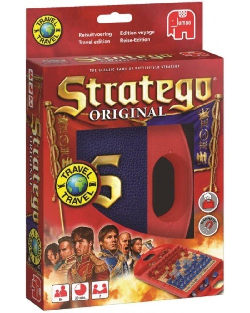 Jumbo Stratego Travel reisspel