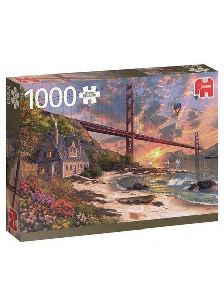 Jumbo PC Golden Gate Bridge