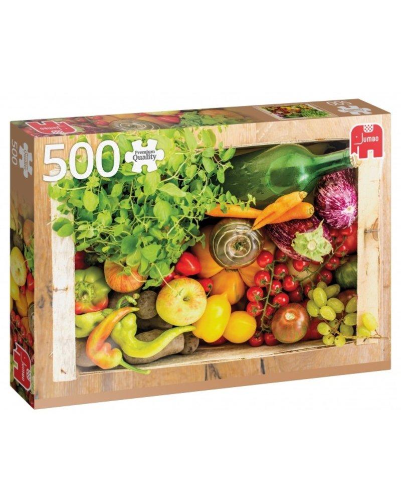 Jumbo PC Fruit And Vegetable Box