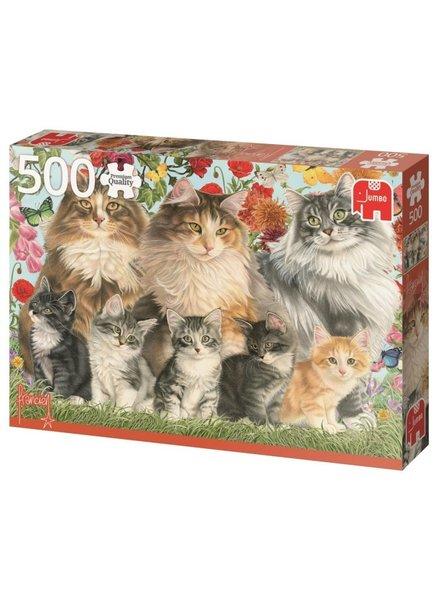 Jumbo PC Francien Cat Family