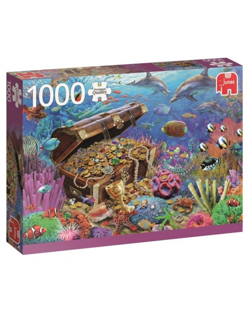 Jumbo PC Underwater Treasure