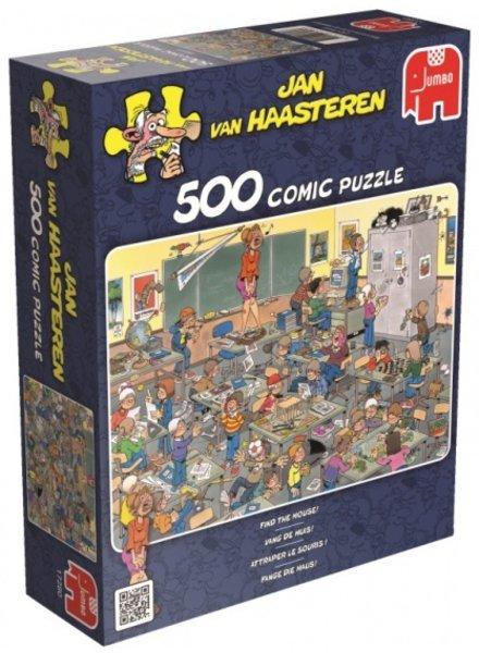 Jan van Haasteren Vang de Muis - 500 stukjes