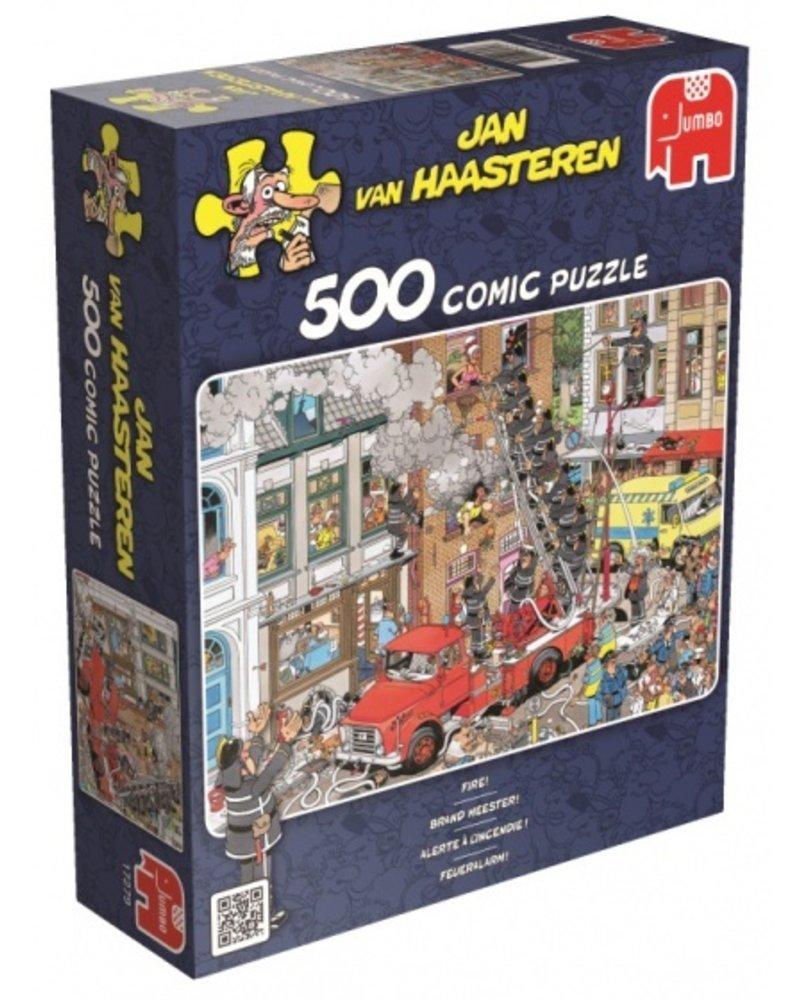 Jan van Haasteren Jan van Haasteren Brand meester!