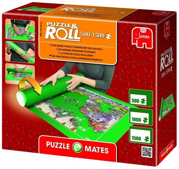 Jumbo Puzzle Mates Puzzle & Roll puzzelmat 500-1500 stukjes
