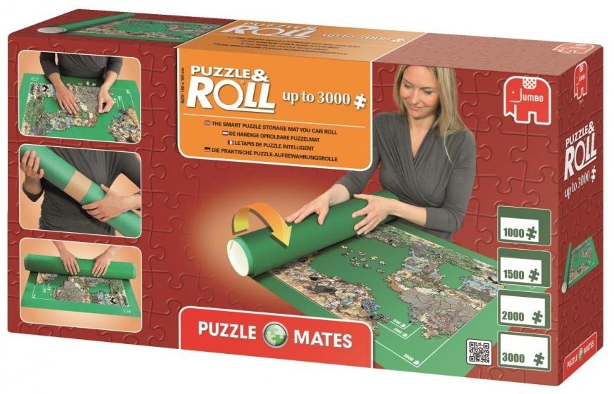 Jumbo Puzzle Mates Puzzle & Roll puzzelmat 1000-3000 stukjes
