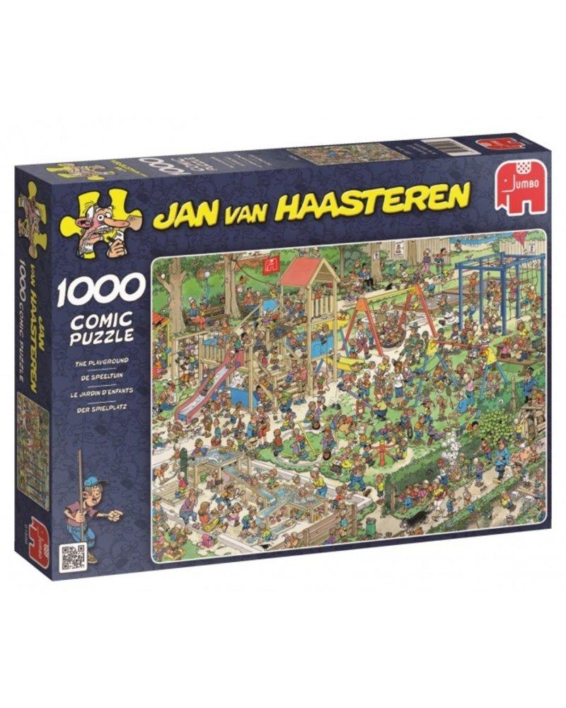 Jan van Haasteren Jan van Haasteren De Speeltuin - 1000 stukjes