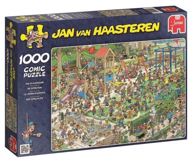Jan van Haasteren De Speeltuin - 1000 stukjes
