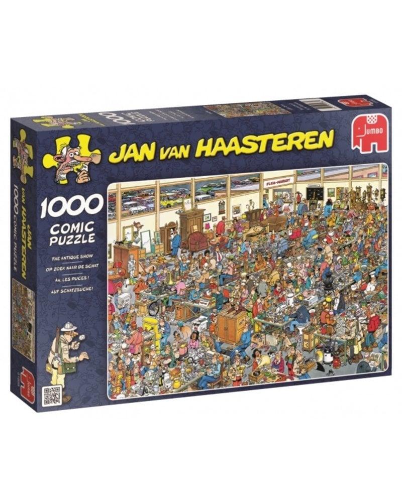 Jan van Haasteren Jan van Haasteren Op Zoek Naar De Schat - 1000 stukjes